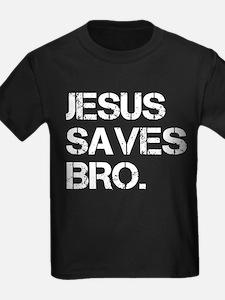 Jesus Saves Bro. T