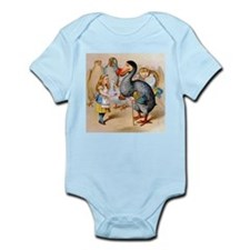 Alice and the Dodo Bird Infant Bodysuit