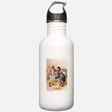 Alice and the Dodo Bird Water Bottle