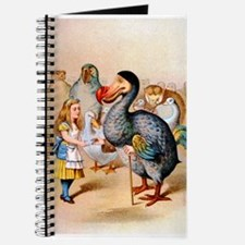 Alice and the Dodo Bird Journal