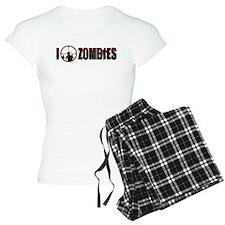 I Kill Zombies Pajamas