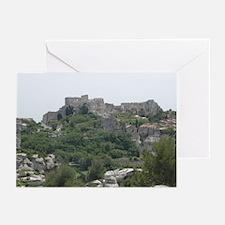 Les Baux 1 Greeting Cards (Pk of 10)