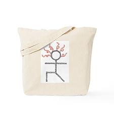 Warrior-ArtinJoy 1 Tote Bag