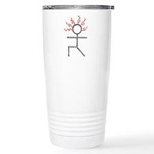 Warrior-ArtinJoy 1 Travel Mug