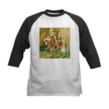 Alice Meets The White Knight Tee