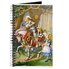 Alice Meets The White Knight Journal