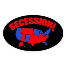 Secession! Decal