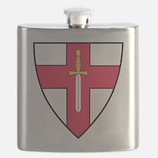 Eirst Army Flask