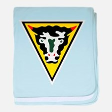 British 79th Armoured Division baby blanket