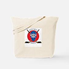 Hockey Rules Tote Bag