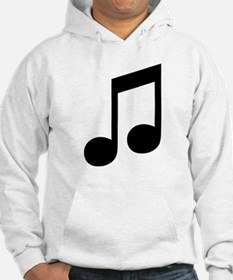 Double Eighth Note Hoodie