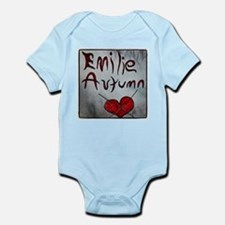E.A logo Infant Bodysuit