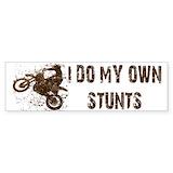 Motocycle sticker Single