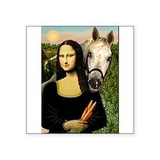 Mona's Arabian Horse (#1) Sticker
