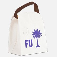FU2.png Canvas Lunch Bag