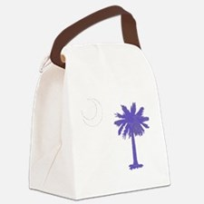 FU.png Canvas Lunch Bag