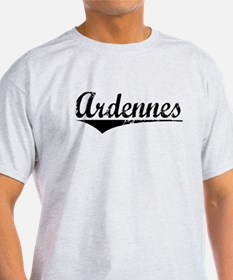 Ardennes, Aged, T-Shirt