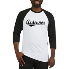 Ardennes, Aged, Baseball Jersey