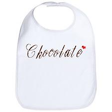 Chocolate Bib