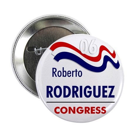 "Rodriguez 06 2.25"" Button (10 pack)"