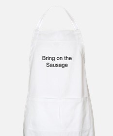 Bring on the Sausage BBQ Apron