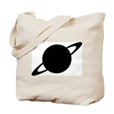 Saturn (Ringed Planet) Tote Bag