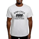 Cycling Mens Light T-shirts