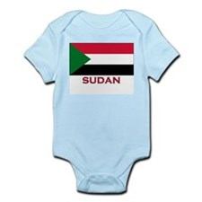Flag of Sudan Infant Creeper