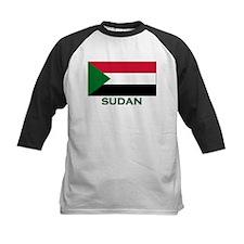 Sudan Flag Gear Tee