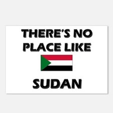 There Is No Place Like Sudan Postcards (Package of