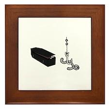Coffin Bait 2 Framed Tile