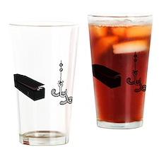 Coffin Bait 2 Drinking Glass