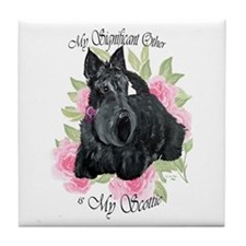 Significant Other Scottie Tile Coaster