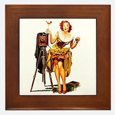 Photography #1 - Framed Tile