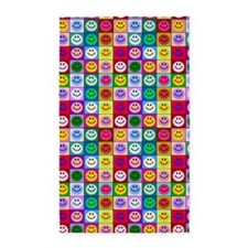 Multicolor Smileys 3'x5' Area Rug