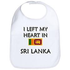 Flag of Sri Lanka Bib