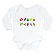 Mahna Mahna Infant Creeper Body Suit