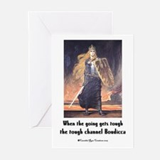 Boudi Call Greeting Cards (Pk of 10)