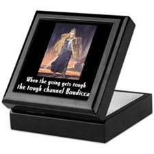 Boudi Call Keepsake Box