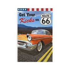 Route66 Magnet