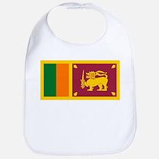 Sri Lanka Flag Picture Bib