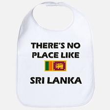There Is No Place Like Sri Lanka Bib