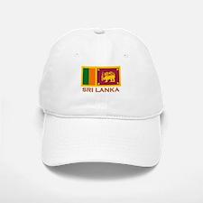 Sri Lanka Flag Merchandise Baseball Baseball Cap
