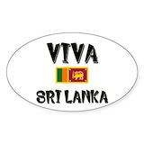 Sri lanka cricket Stickers