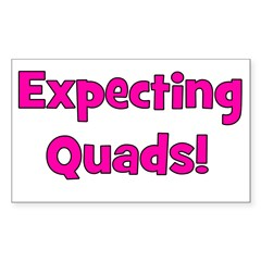 Expecting Quads! Rectangle Decal