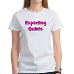 Expecting Quints! Women's T-Shirt