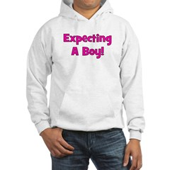 Expecting A Boy! Hoodie