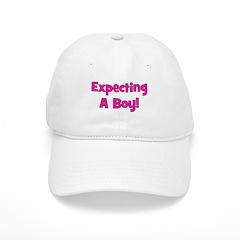 Expecting A Boy! Baseball Cap