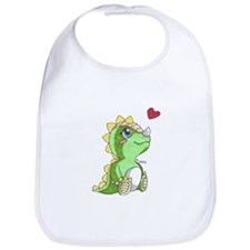 Dragon Love Bib