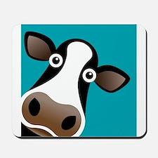 Moo Cow! Mousepad